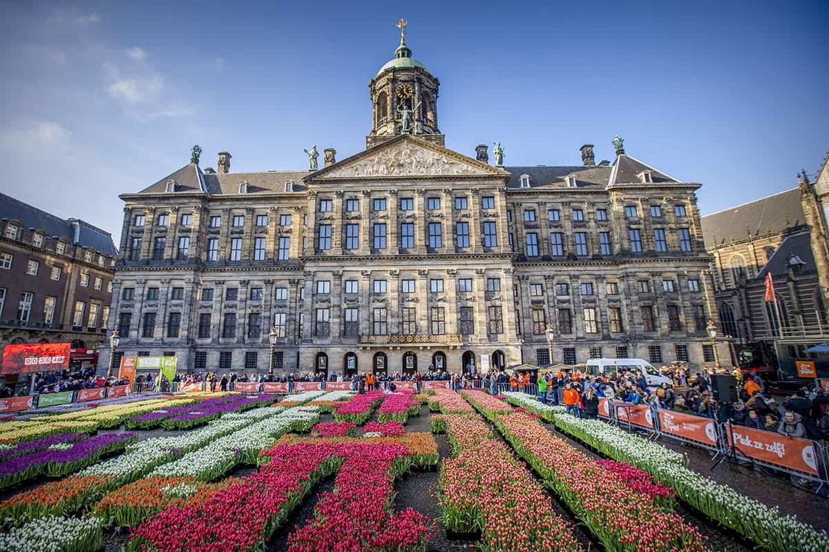 Cung điện hoàng gia Amsterdam