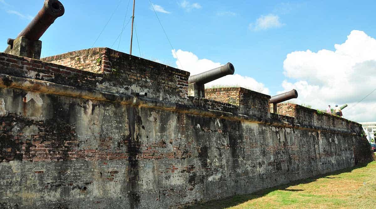 Pháo đài Cornwallis