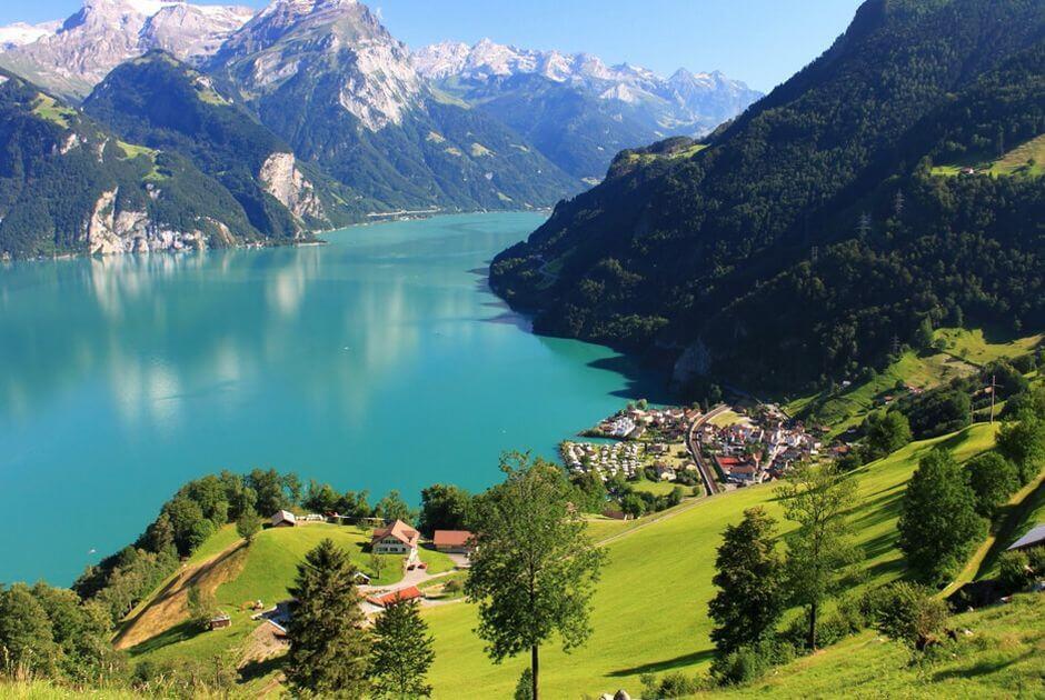Hồ Luzerne