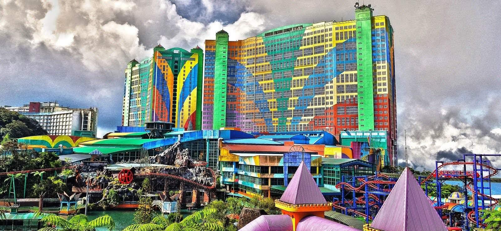Ở đâu tại Malacca Malaysia