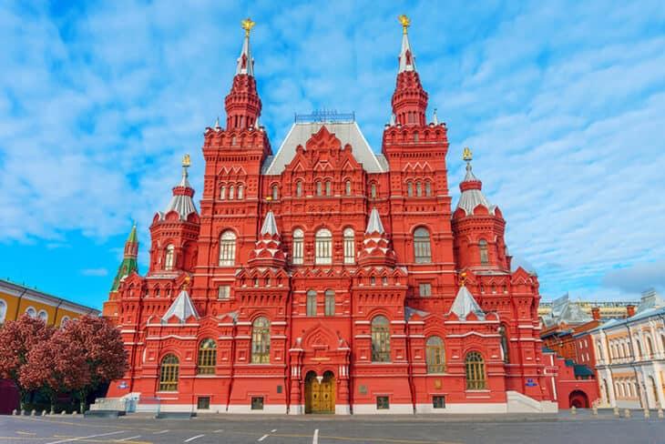Du Lịch Nga 2020: Matxcova – St. Petersburg 8N7Đ