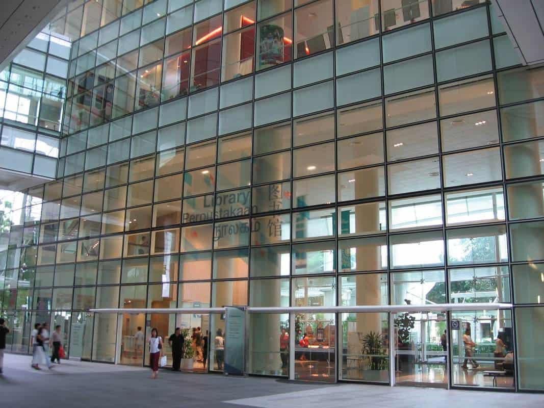 Thư viện quốc gia Singapore