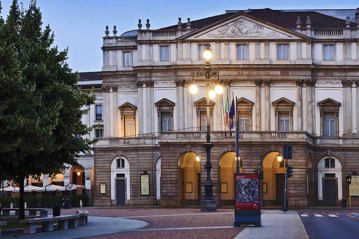 Nhà hát Opera La Scala