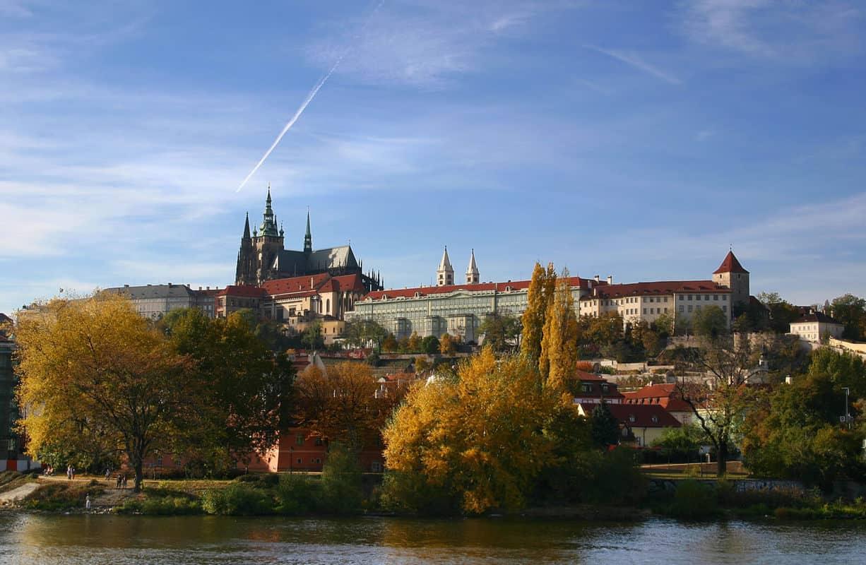 Thành cổ Praha