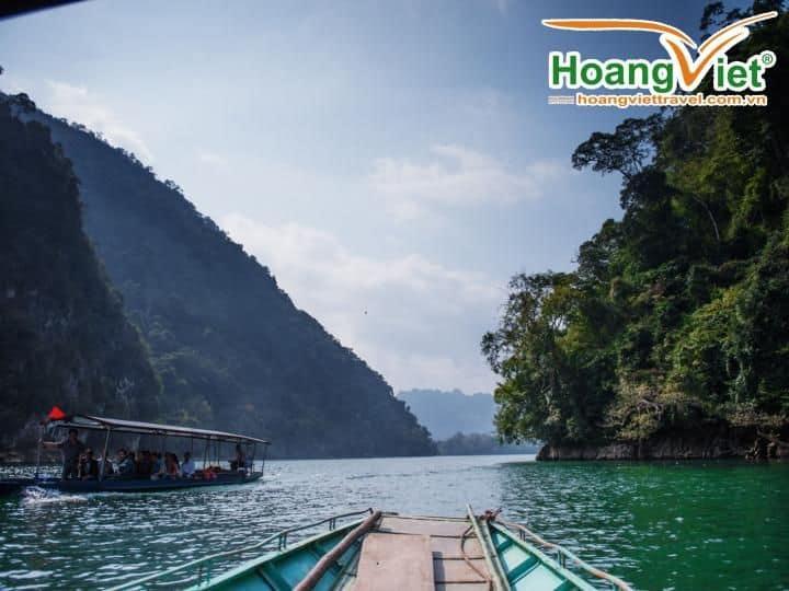 Tour Du Lịch Hà Nội – Bắc Kạn – Hồ Ba Bể - Hà Nội