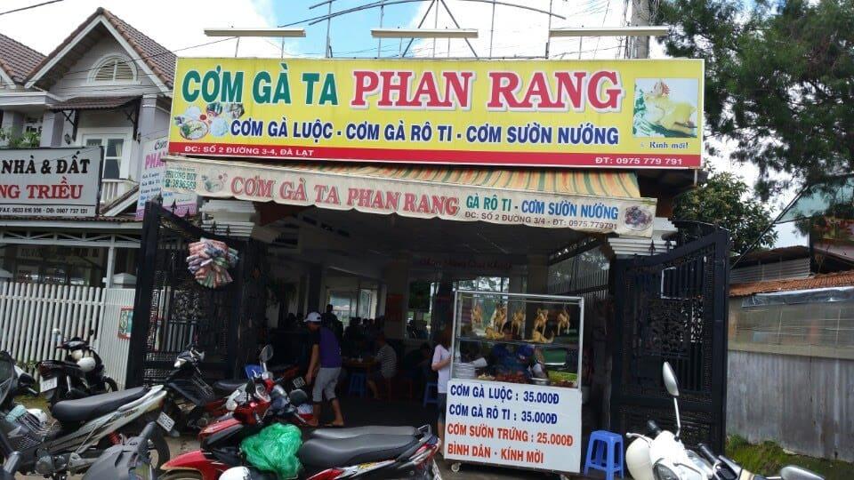 quán ăn trưa rẻ ở đà lạt