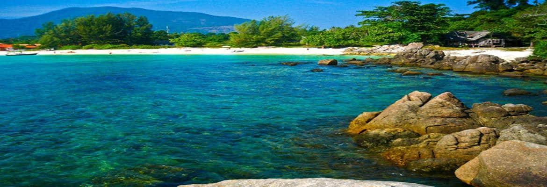 bãi biển đẹp nhất ở pattaya
