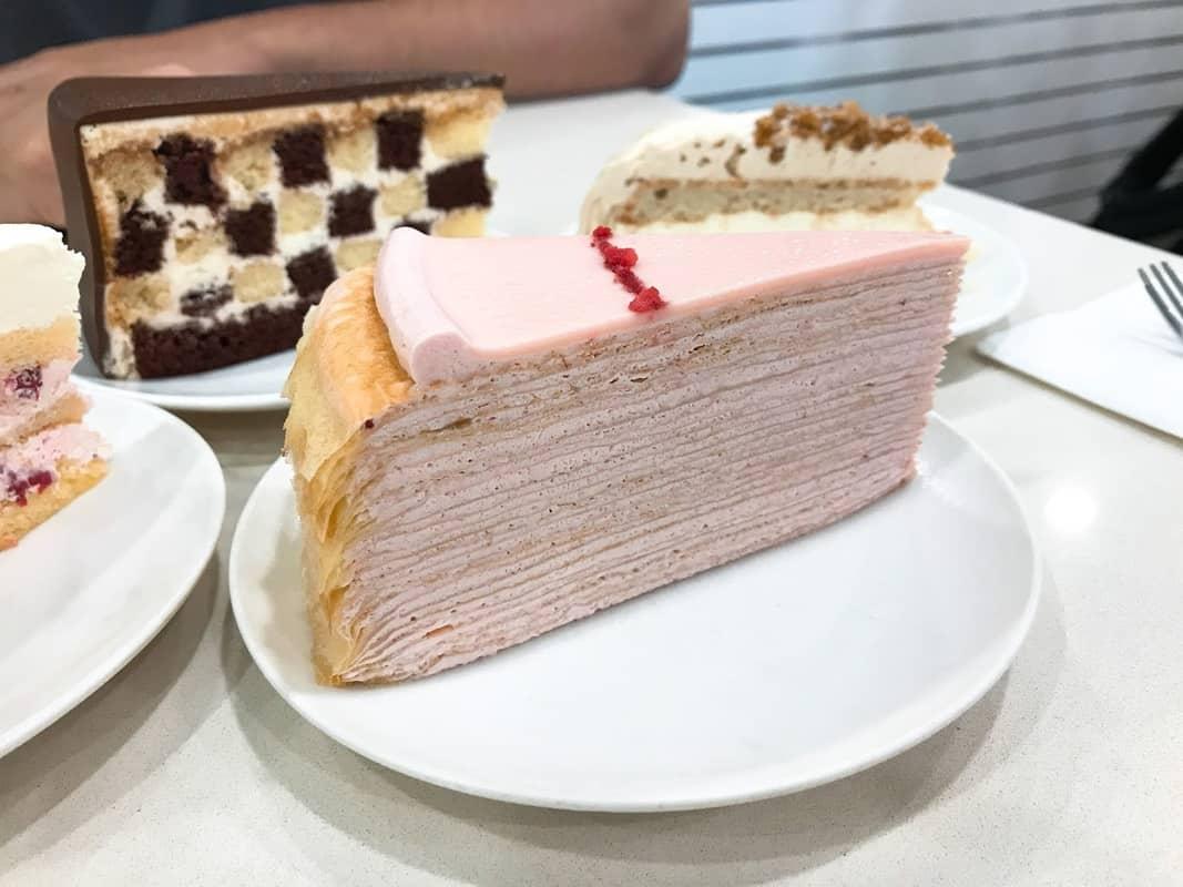 bánh ngọt Singapore