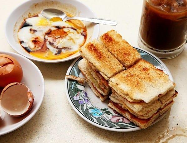 các món ăn vặt ngon ở singapore
