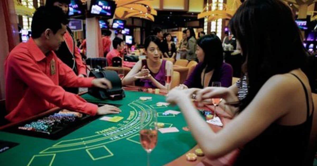 chơi casino ở singapore