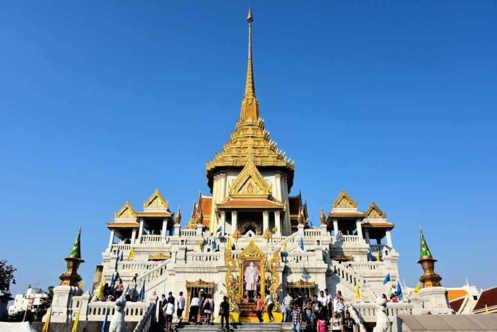 chùa wat pho thái lan