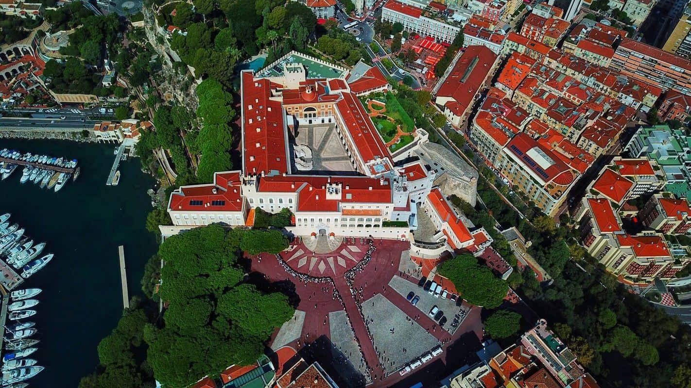 Cung điện Thân Vương Monaco