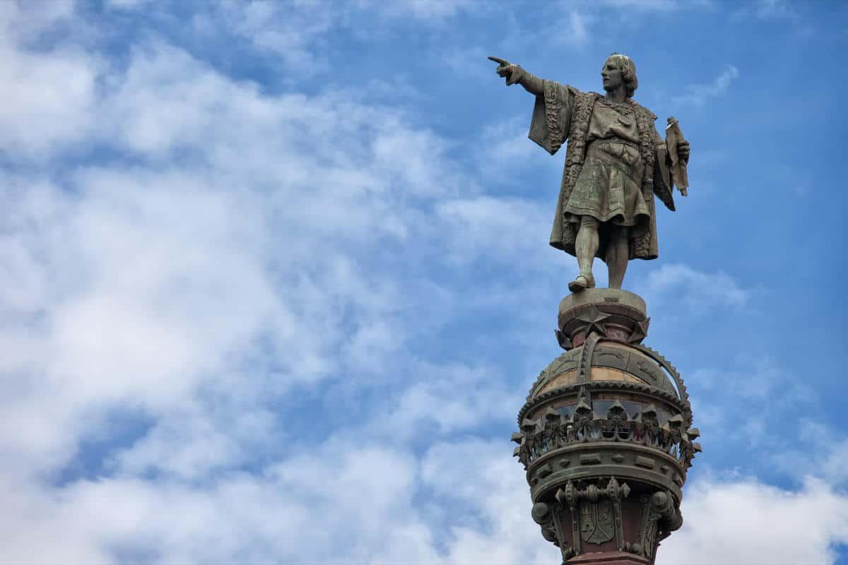 Đài tưởng niệm Columbus