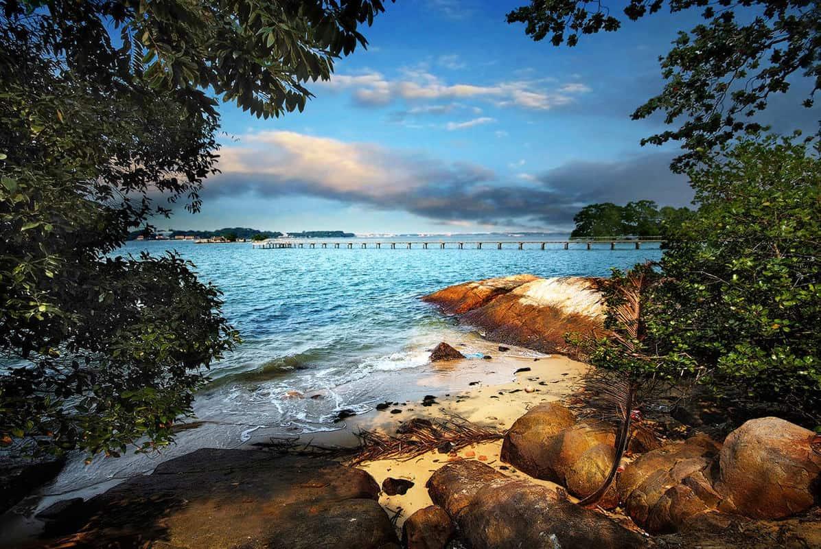 Đảo Pulau Upin