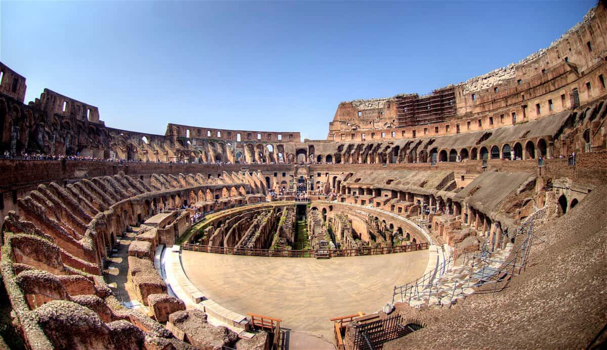 Đấu trường La Mã - Colosseum