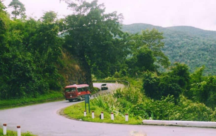 Cung đường Bảo Lộc - Lâm Đồng