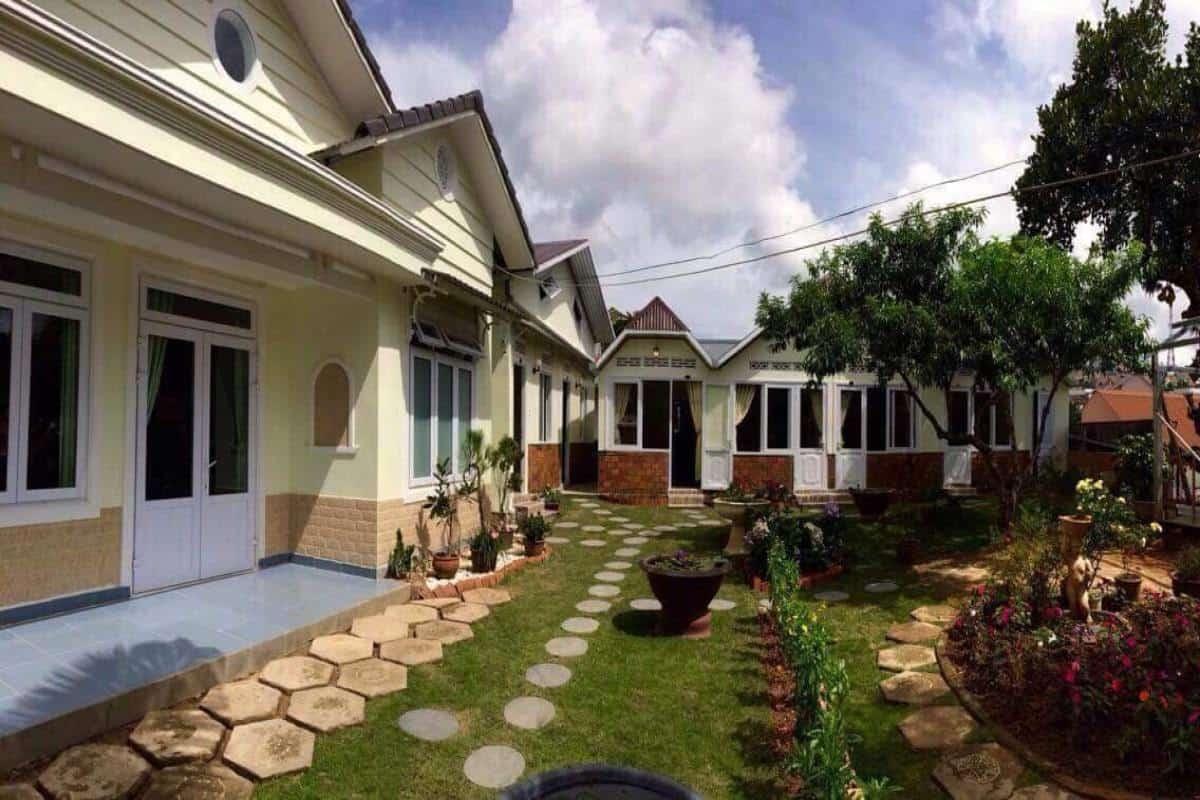 Dream Homestay ở Đà Lạt