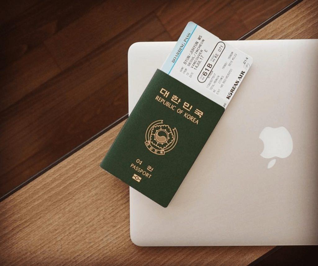 Nộp hồ sơ xin visa Hàn Quốc ở Hà Nội hoặc Sài Gòn