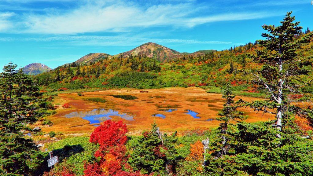 du lịch Nhật Bản tháng 9