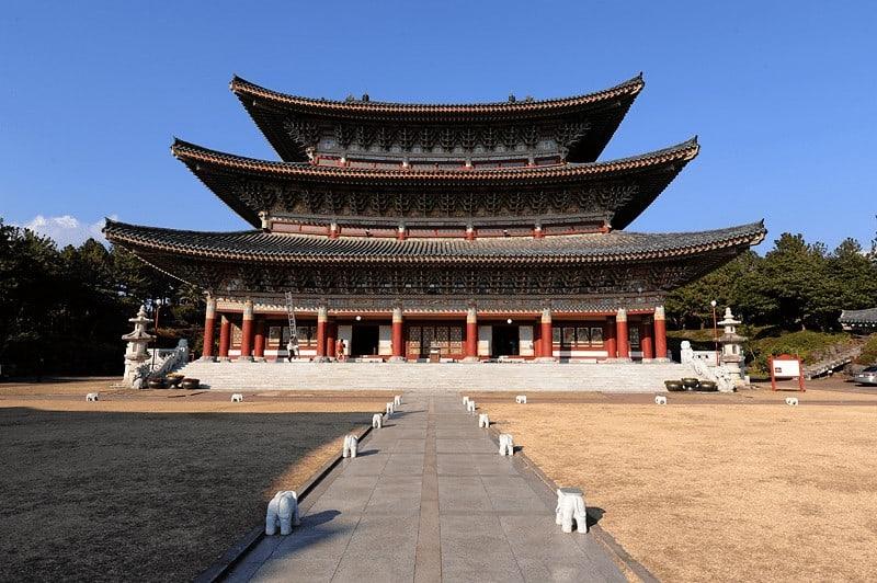 du lịch Hàn Quốc 10 ngày