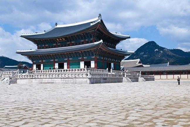 Gyeongbokgung Hàn Quốc