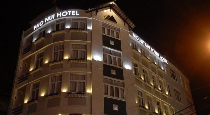 Khách sạn Đà Lạt Phố Núi
