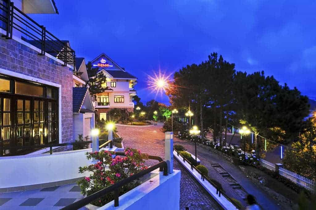 Kỳ Hòa - Khách sạn 3 sao đẹp ở Đà Lạt
