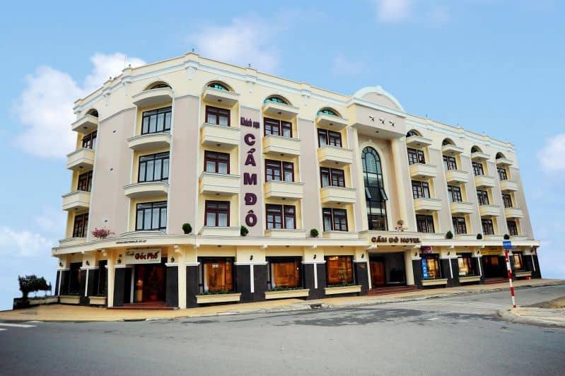 Khách sạn Đà Lạt Cẩm Đô