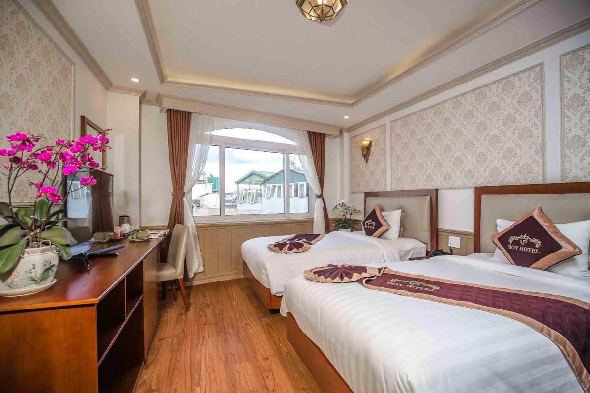 Khách sạn 3 sao Đà Lạt