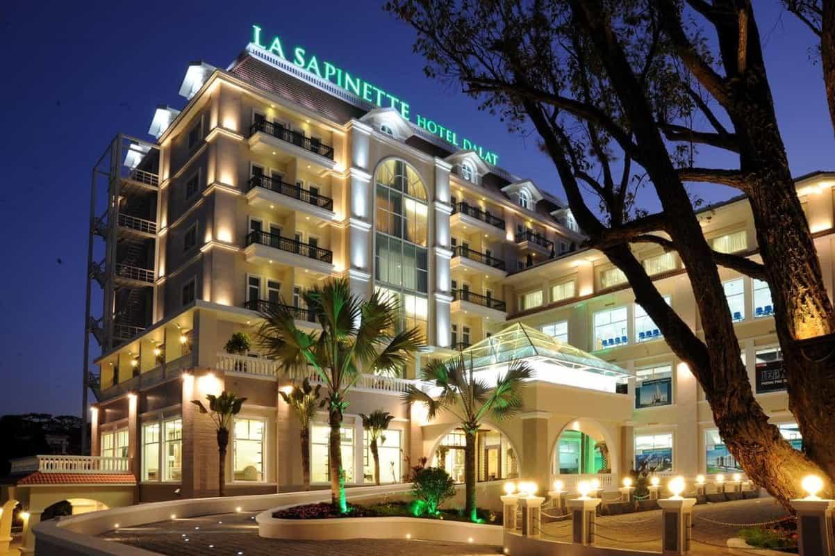 Khách sạn Lasapinette Đà Lạt