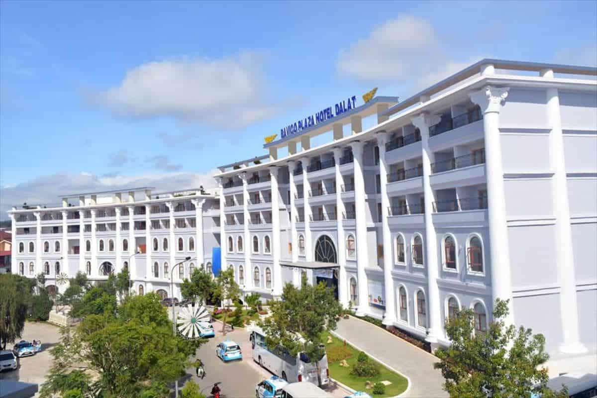 Khách sạn Bavico Plaza