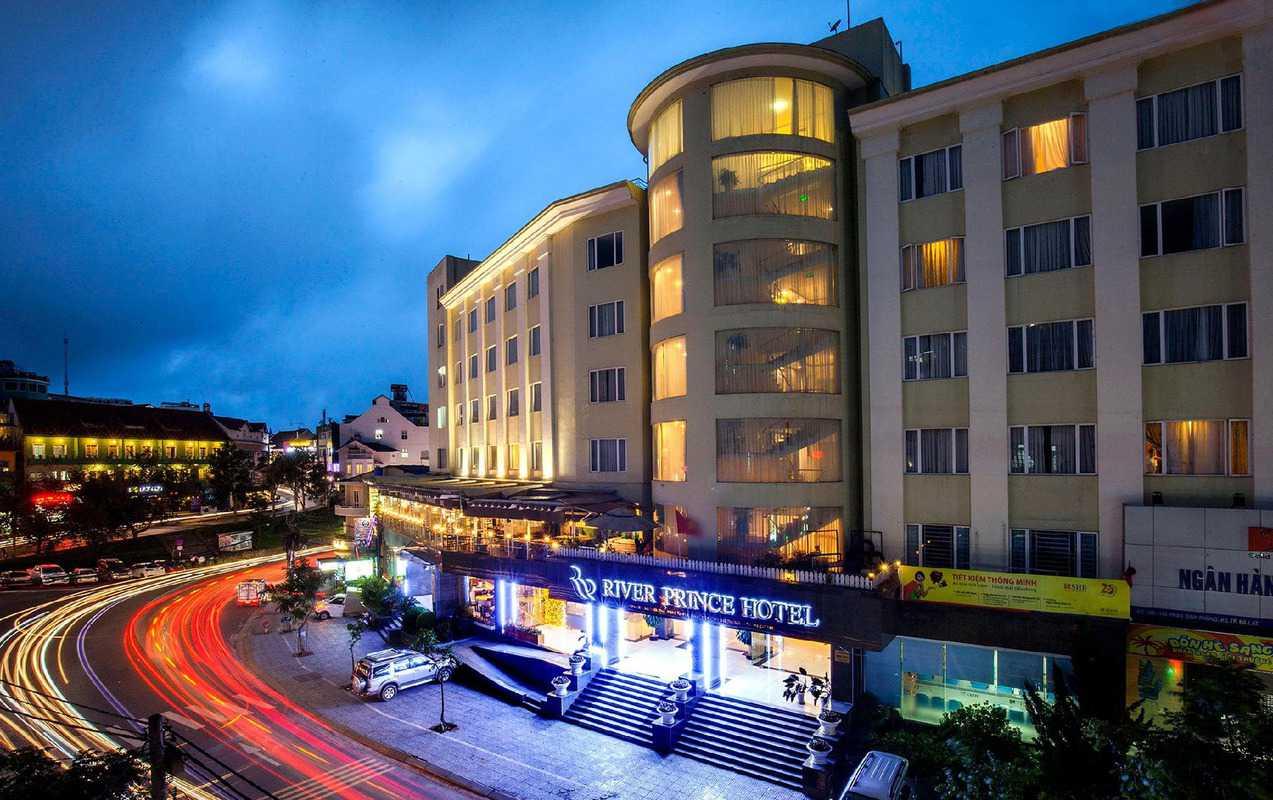khách sạn 4 sao sammy - đà lạt