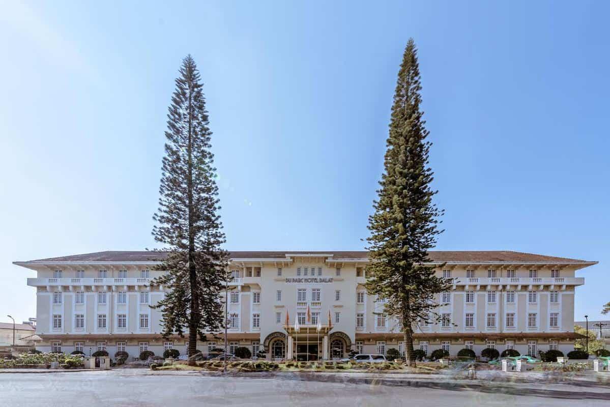 Khách sạn Du Parc Đà Lạt