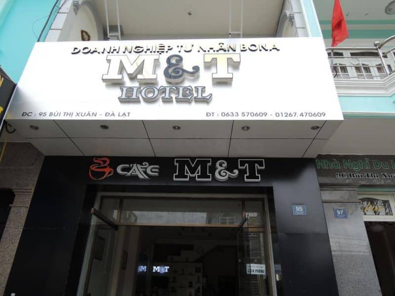 M&T Hotel - Khách sạn Đà Lạt gần chợ đêm giá rẻ