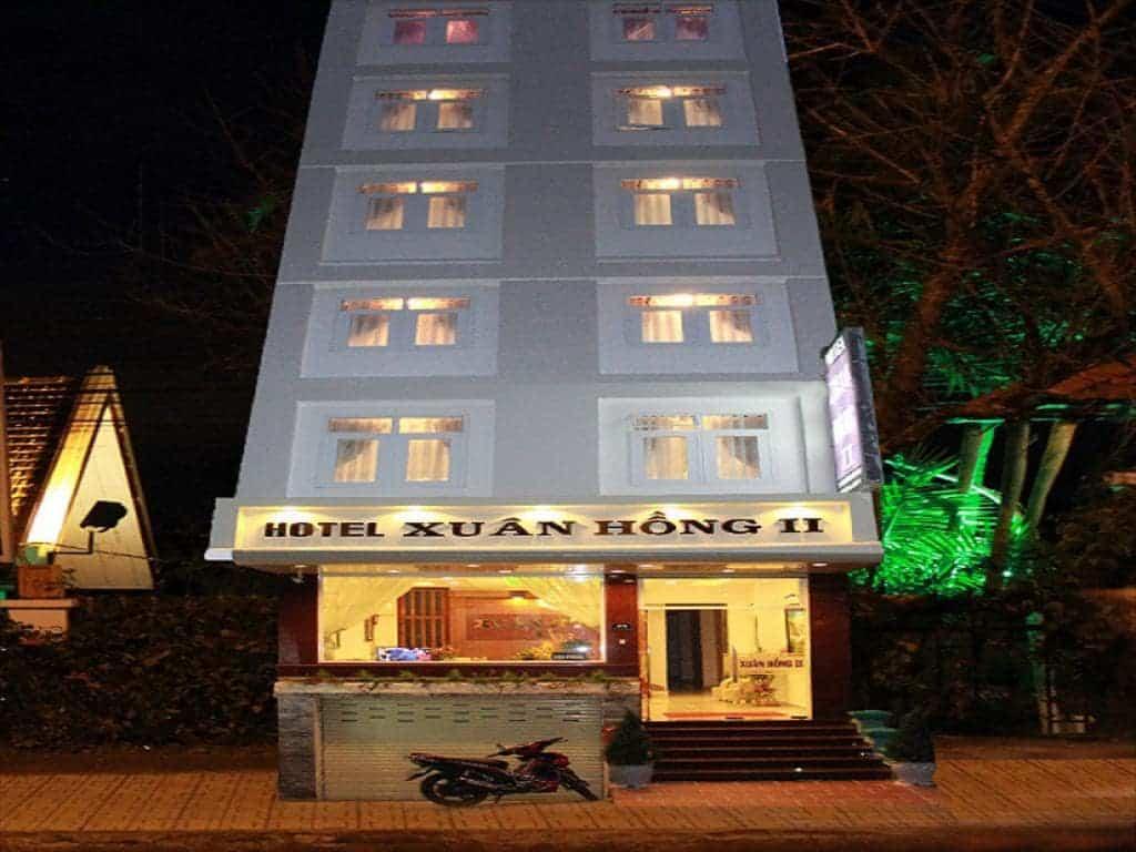 Xuân Hồng - Khách sạn Đà Lạt