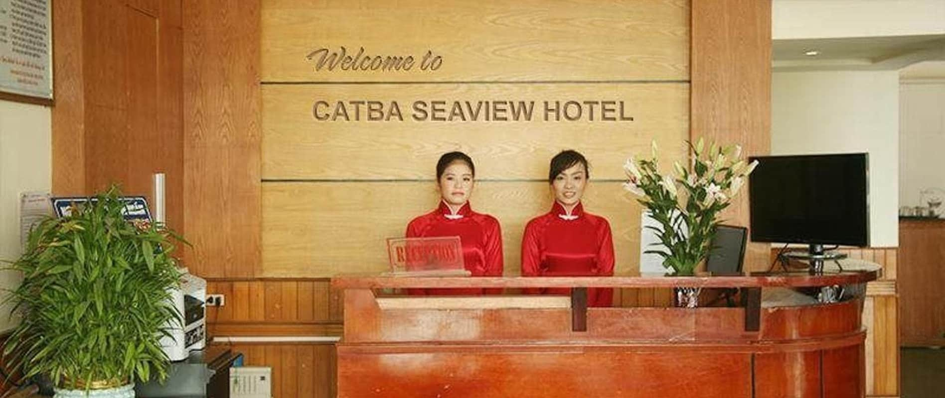 khách sạn cao cấp ở cát bà