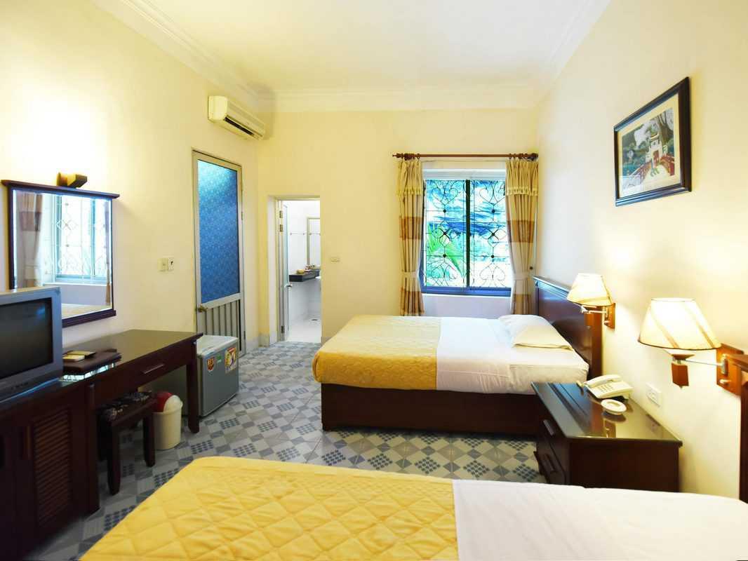 Khách sạn Giếng Ngọc