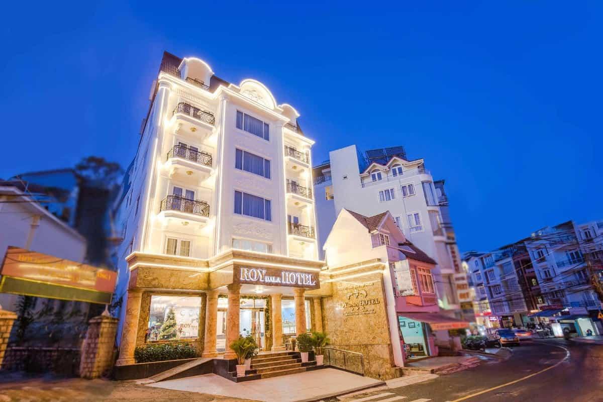 khách sạn tại phường 1 đà lạt