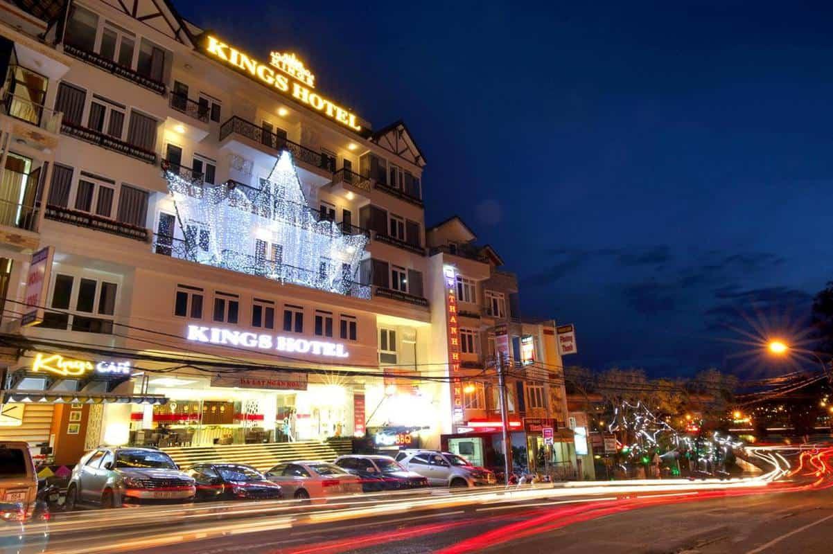 khách sạn ở phường 1 đà lạt có view đẹp
