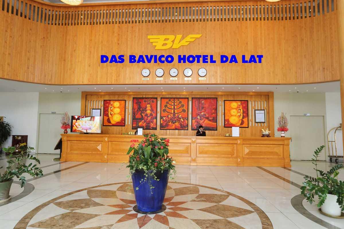 Das Bavico Hotel