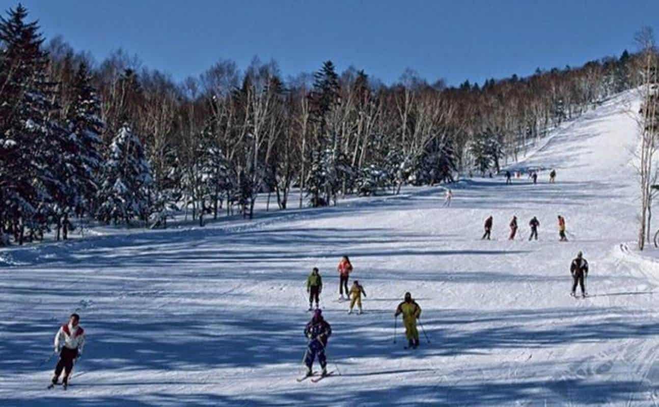 Công viên Thế Giới Băng Tuyết