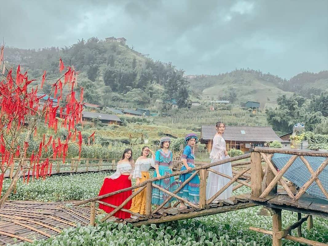 Kinh nghiệm du lịch Sapa cho gia đình