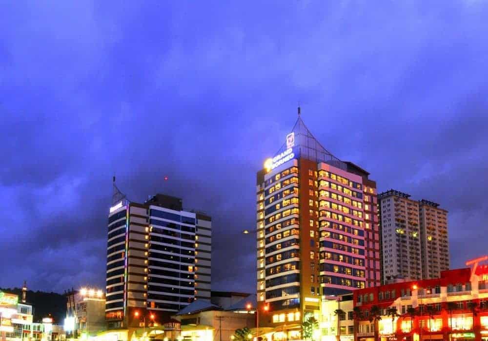 Khách sạn tại Kota Kinabalu