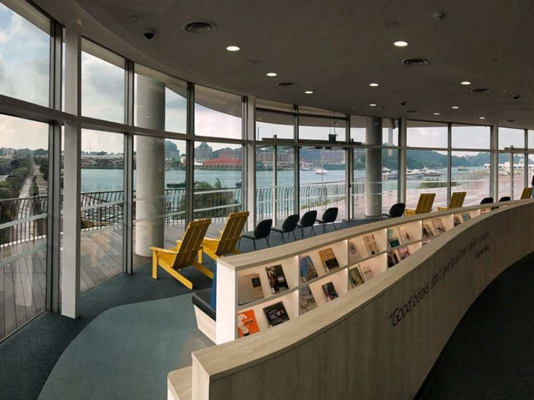 Library@harbourfront
