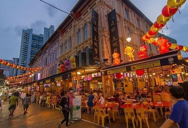 những điều cần biết khi đi du lịch bụi singapore