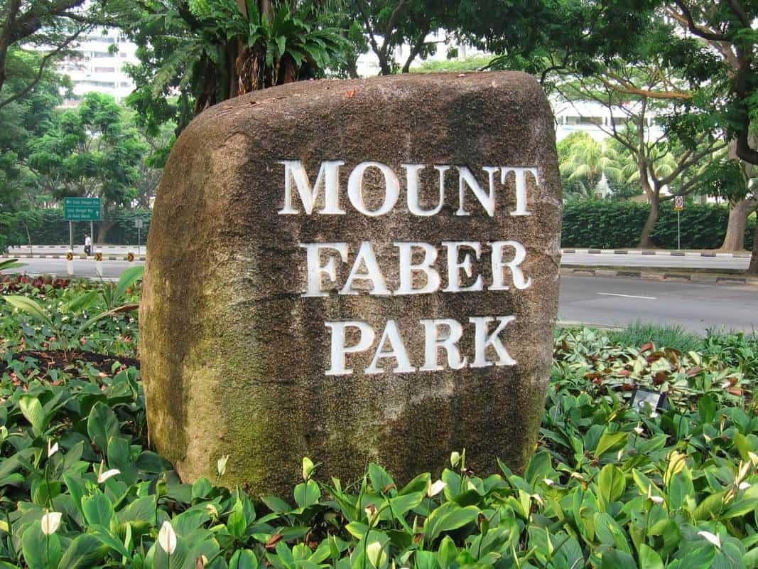 Núi Mount Faber tại Singapore