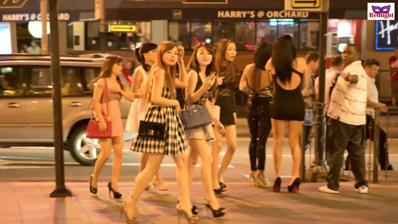 Kinh nghiệm đi phố đèn đỏ Singapore