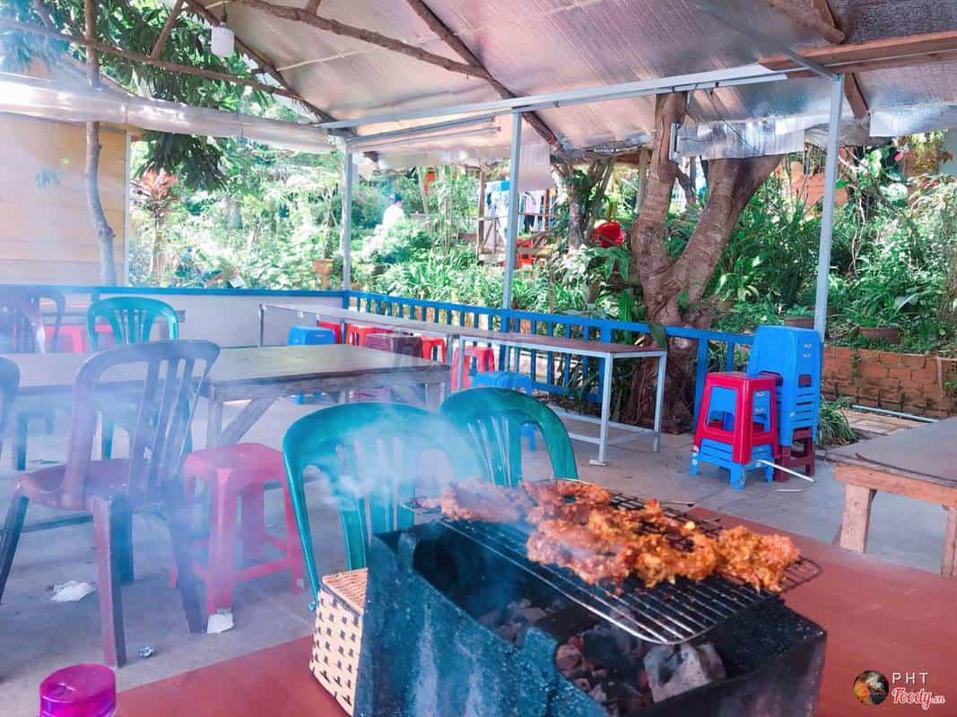 quán thịt rừng ngon ở Đà Lạt
