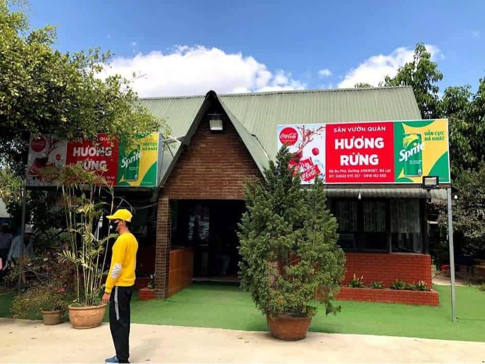 Nhà hàng Hương Rừng Đà Lạt
