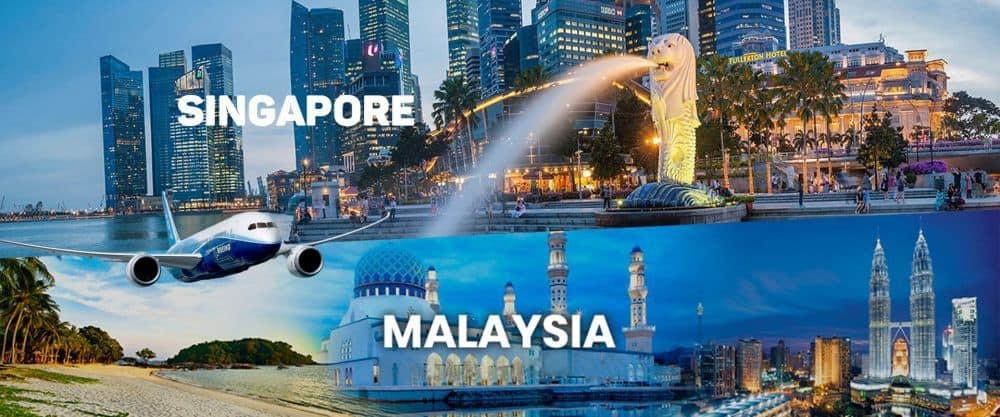 du lịch singapore malaysia giá rẻ